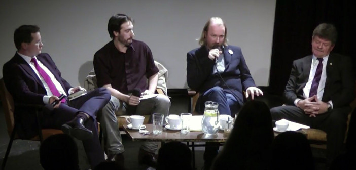 O súčasnom školstve – Agora (Juraj Draxler, Vladimír Crmoman, Pavel Ondek)