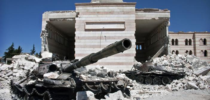 Dodávky zbraní do Sýrie a limity pacifizmu