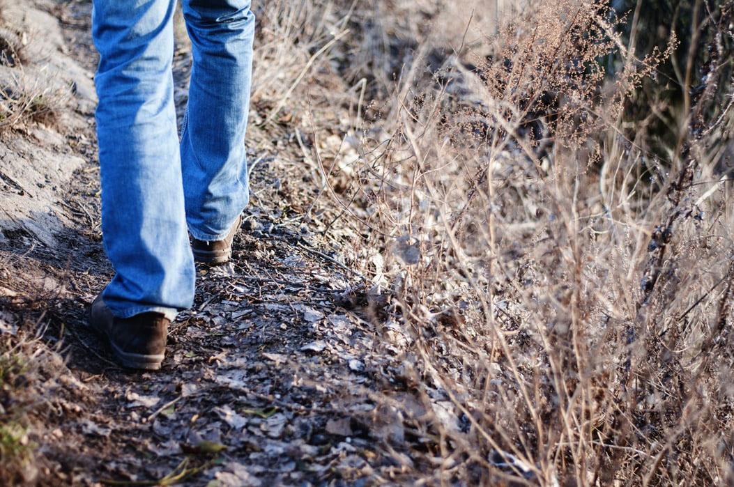 Kráčajte a zažite život v jeho plnosti